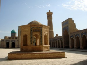 Buchara - Kaljan Moschee