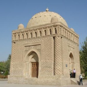 Bukhara - Mausoleum of Samani Dynasty